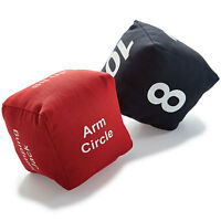 Fitness Dice - 1 Pair on sale