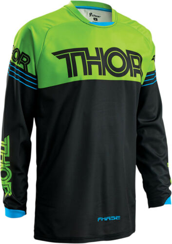 Thor Mens /& Youth Phase Hyperion Dirt Bike Jersey ATV MX Gear Off-Road