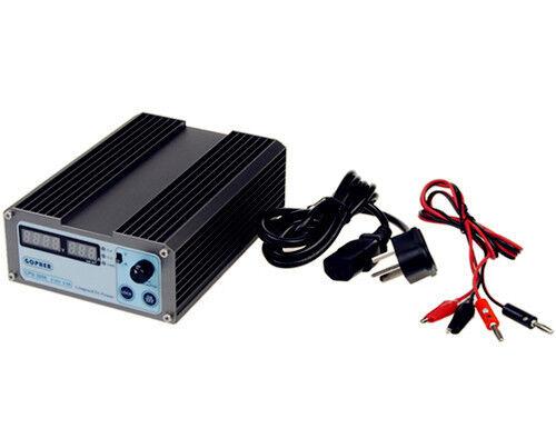AC 110V/220V to 0-30V 10A Precision Adjustable DC Switching Power Supply CC CV