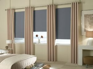"Cordless Roller Shades, Reminiscent Collection, 56"" to 59"" Wide"