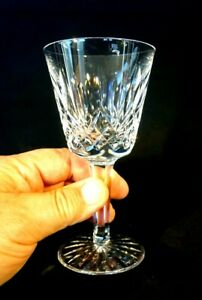 Beautiful-Waterford-Crystal-Lismore-Claret-Glass