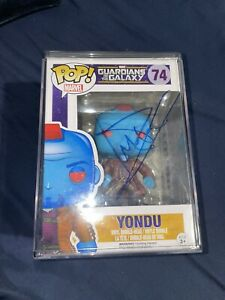 AUTOGRAPHED Funko Pop! Guardians Of The Galaxy - Yondu (Michael Rooker Signed)