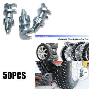 50PCS-Tungsten-carbide-Car-Tires-Snow-Spikes-Wheel-Tyres-For-Shoes-ATV-Car