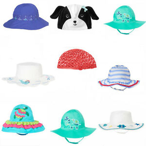 5136c480ac0 Gymboree Baby and Toddler Girl Sunhat 0 3 6 12 18 2T 3T NWT Retail ...