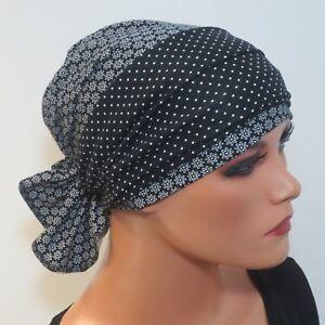 Stirnband +chemomÜtze Alopezie Soft Cap Einfach Und Leicht Zu Handhaben Offen Bandana Kopftuch Ohne Binden