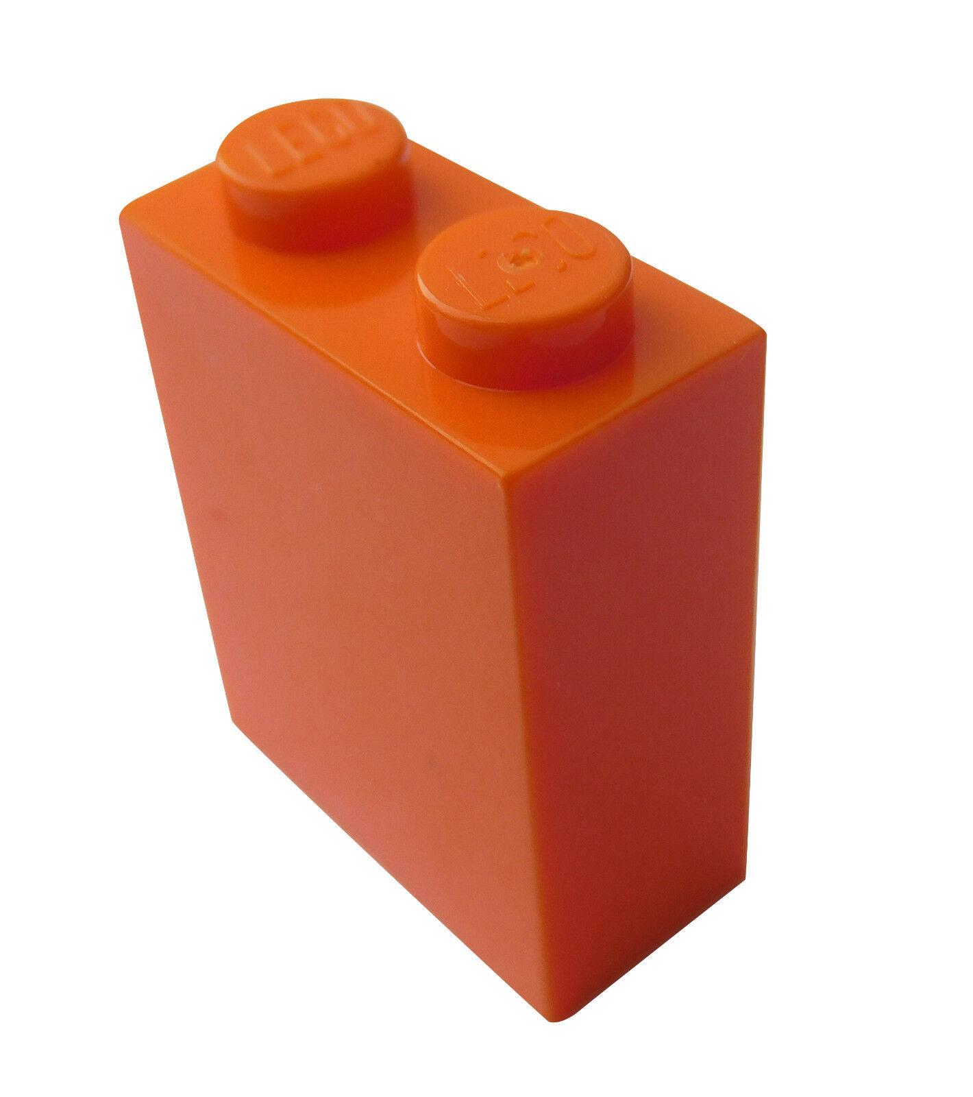 10x LEGO® 1x2x2 Steine weiss 3245c white bricks