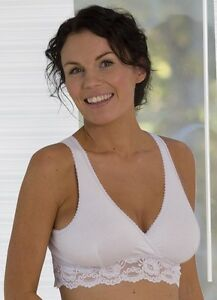 aabb83d2829a8 Image is loading Carriwell-maternity-sleep-bra-stretch-breastfeeding-bra -sleep-