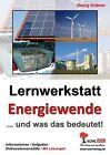 Lernwerkstatt Energiewende von Georg Krämer (2011, Taschenbuch)
