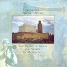 Anthology Of World Music: The Music Of Islam And Sufism In Morocco