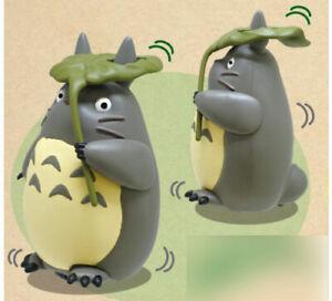 PBC-15-Wind-Up-Collezione-il-Mio-Vicino-Totoro-Grande-Holding-un-Foglia-Ombrello