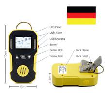 Luft Qualität Monitor PM2,5//1,0//10 HCHO O3 Ozon TVOC Feuchtigkeit Detektor Teste