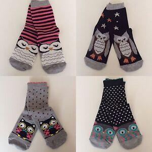 Chaussettes-Femmes-Avec-Hiboux-motif-chaussettes-taille-36-40