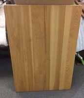 Ash Hardwood Rv Table Top Stain Honey Oak Booth Dinette Usa 28 X 38 Motorhome
