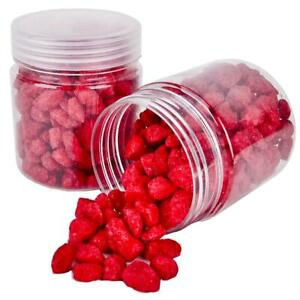Pierres-Deco-Granules-Gros-300g-Rouge-Decoration-de-Table-1-33-Eur-100-G