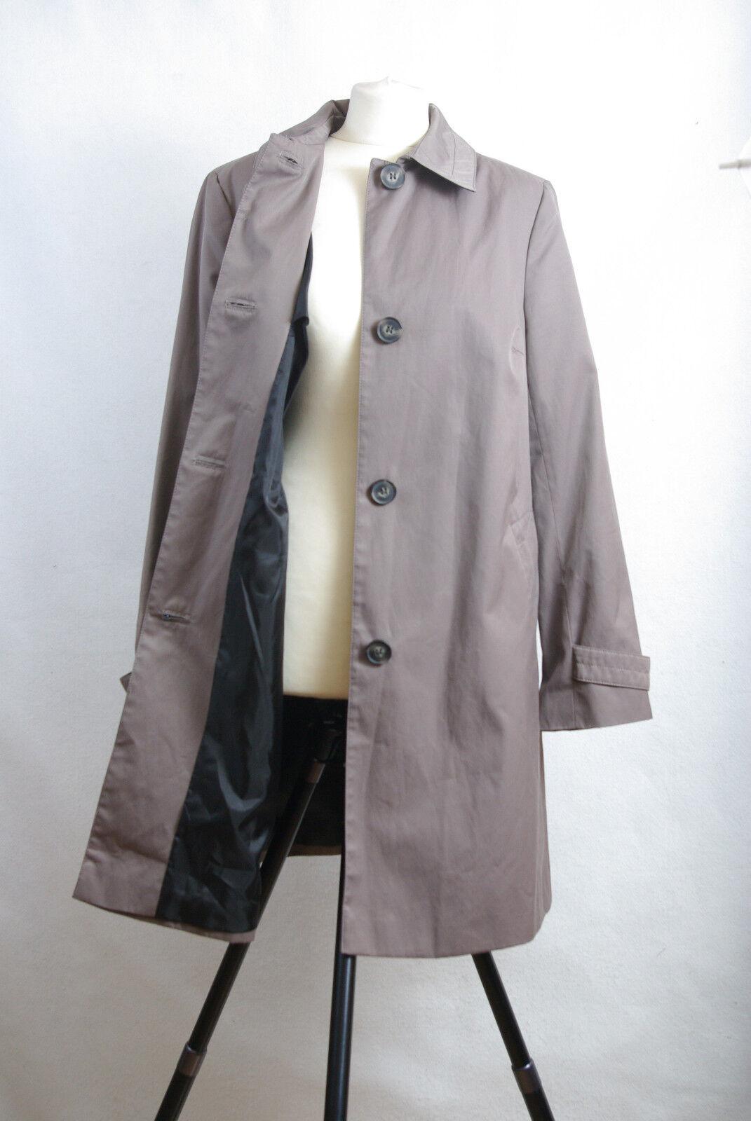 P645 75 The Collection Debenhams Stone Rain Coat UK14 Eur Eur Eur 42 f53be1