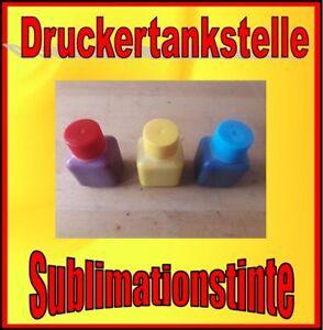 3x-50ml-Tinta-Sublimacion-Transfertinte-Sublimacion-para-Brother-Mutoh-Impresora