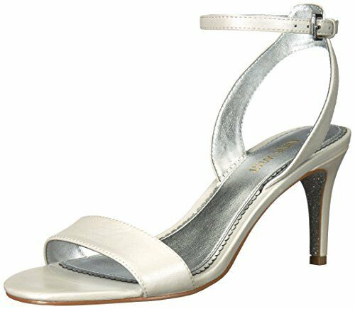 Nine West Damenschuhe Pick Jazz Satin Dress Sandale- Pick Damenschuhe SZ/Farbe. 703609
