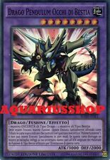 Yu-Gi-Oh Drago Pendulum Occhi di Bestia BOSH-ITSE1 Super Rara ITALIANO YUYA