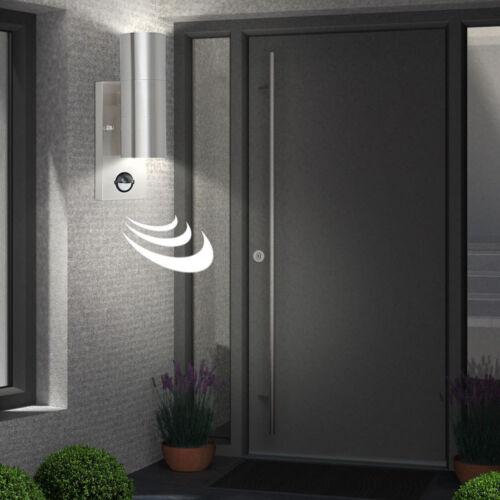 DEL Lampe Extérieur Porte Détecteur mvt Up Down façades mur Living-XXL