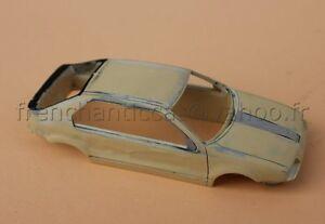 Rare Prototype Résine Renault 19 Phase 1 3 Portes 1/43 Heco Modeles R19 Mn