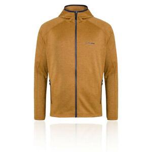 Berghaus-Mens-Spitzer-Hooded-Jacket-Top-Yellow-Sports-Outdoors-Full-Zip-Warm