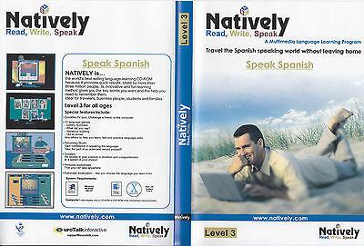 Sprachlern Software In Spanisch Brillant Sprachkurs Speak Spanish Level 3 Von Natively In Verschiedenen AusfüHrungen Und Spezifikationen FüR Ihre Auswahl ErhäLtlich