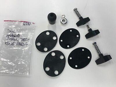 DW Hybrid Shell Tech OEM Kick Repair Parts #6941   eBay