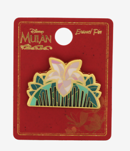 Disney-Mulan-Comb-Stained-Glass-Pin-Loungefly-Limited-Enamel-Mushu-Boxlunch-Hair