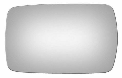 Driver Side View Drop Fit OE Replacement Mirror Glass F25014 Fits VW