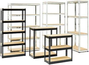 Piranha-Boltless-Industrial-Heavy-Duty-Shelving-Garage-Steel-Racking-Storage-Bay