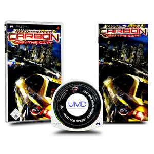 Jeu-Psp-Besoin-de-Vitesse-Carbone-Own-The-City