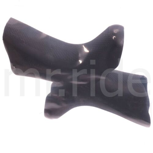 pair Shimano ST-R785 Di2 Hydraulic Black Cover //Hood Set Y07T98080