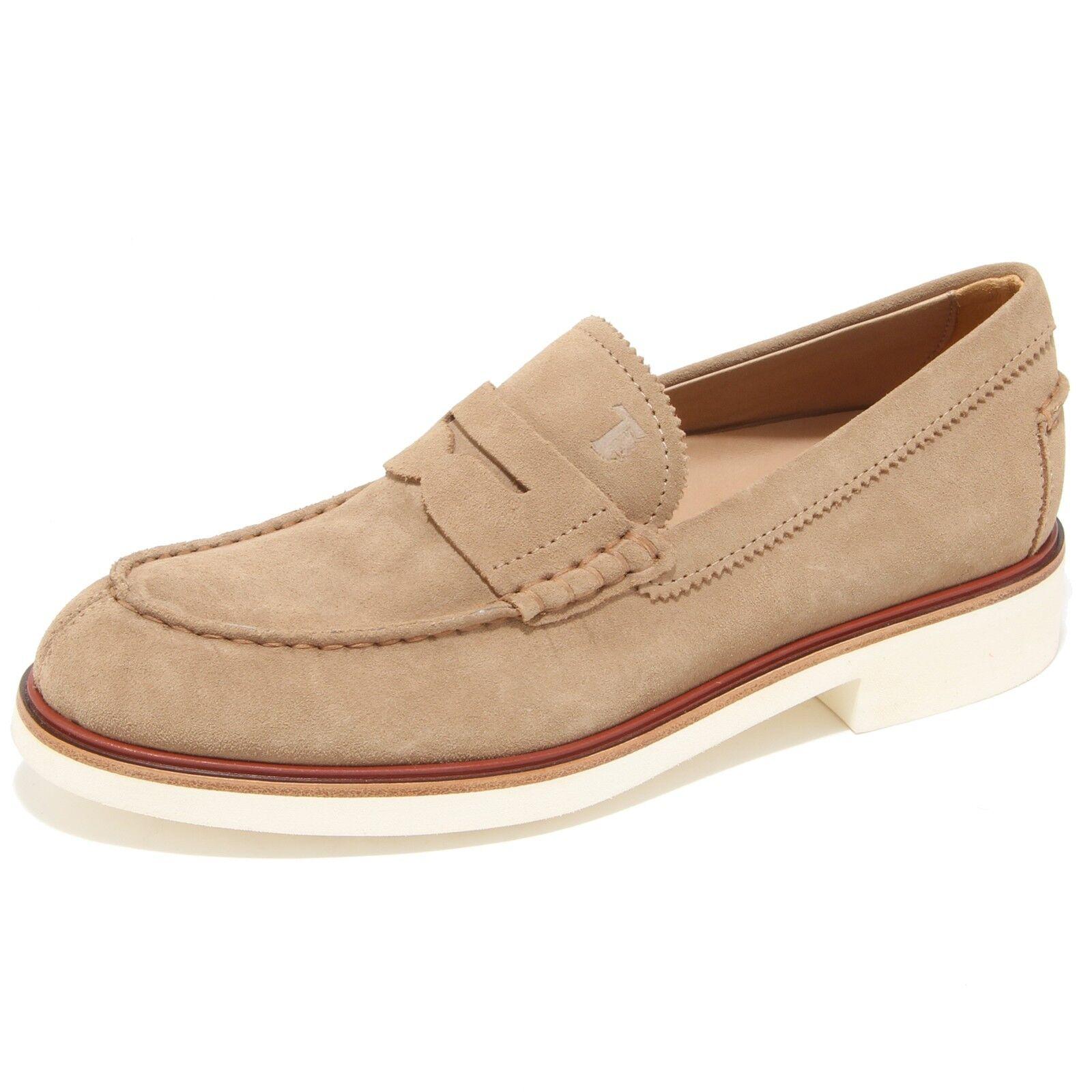 0623L mocassini uomo TOD'S fondo light scarpe loafers shoes men