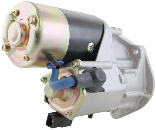 New Starter 24 Volt 10 Tooth fits CATERPILLAR M313C M313D M315D Series 143-0543