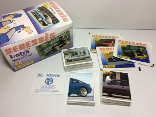 Panini -Figurina-Sticker- n 340 ZENDER FACT-4 448cv -New AUTO SEBESSEG