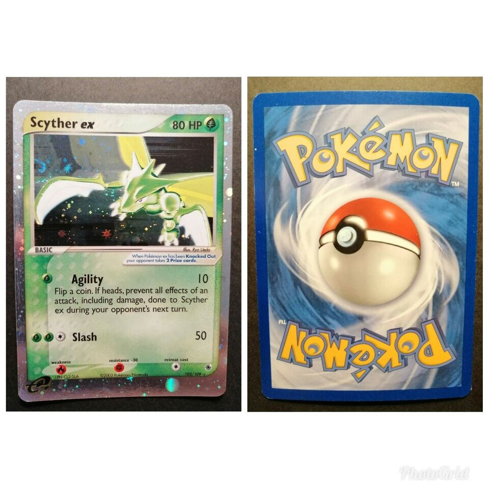Samlekort, Pokemon kort