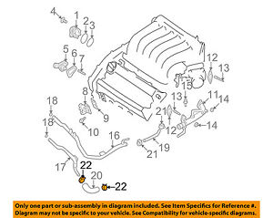 image is loading nissan-oem-95-01-maxima-3-0l-v6-