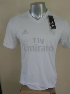 new product 42ae8 41e26 Details about REAL MADRID PARLEY LIMITED EDITION WHITE JERSEY ADIDAS B48903