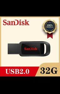 100-Genuine-SanDisk-32Gb-Flash-Drive-Pen-Drive-Memory-Usb-Stick