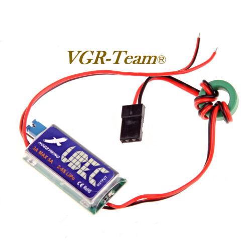 UBEC Convertisseur de tension 5 V Out 5,5-26v dans 2-6 Cellules LiPo 3-5 a Régulateur de courant g261