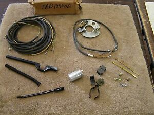 NOS OEM Ford 1954 Fairlane Turn Signal Switch Kit Lever Wiring ...