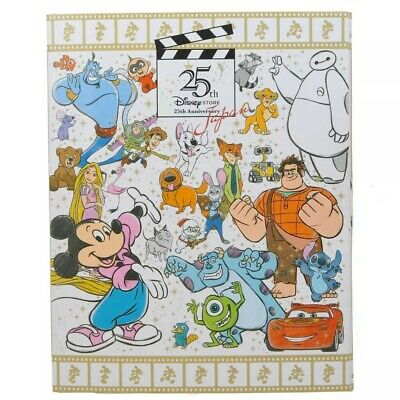 Disney Store 25th Anniversary Pin Limited Japan