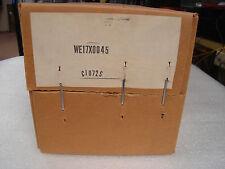 Genuine OEM GE Dryer Motor WE17X0045  New in Box