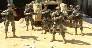 Force d'élite Bbi notre soldat ultime guerre 1:18 Six opérations spéciales en vrac
