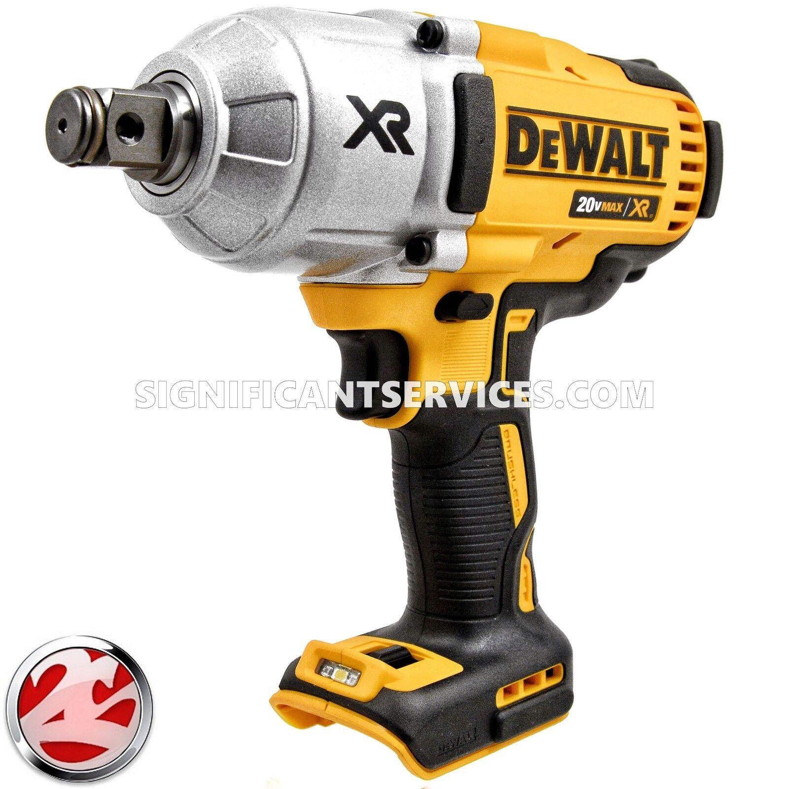 New DEWALT DCF897B 3/4