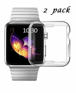 Apple-Watch-3-Case-Buit-in-TPU-Screen-Protector-All-around-Protective-Case-38mm