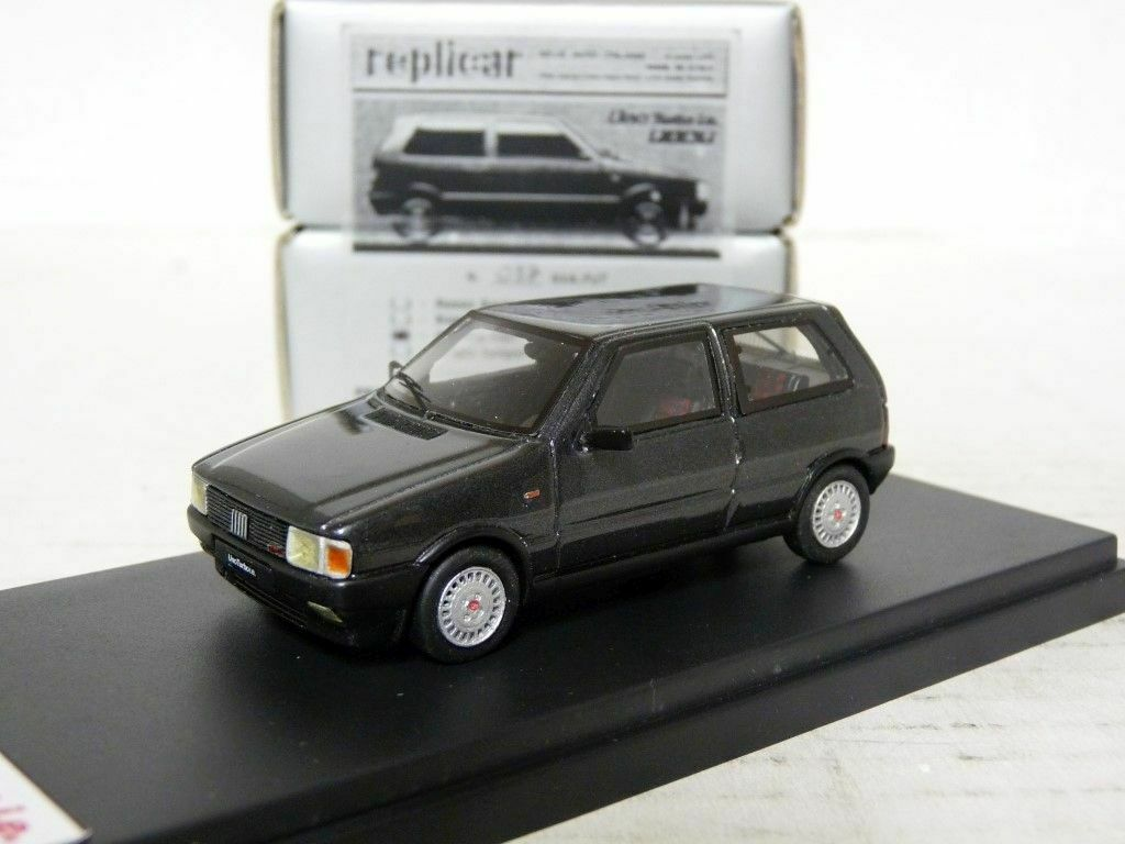 Replicar Racing43 1/43 Fiat Uno Turbo i.e. Handmade Resin Model Car
