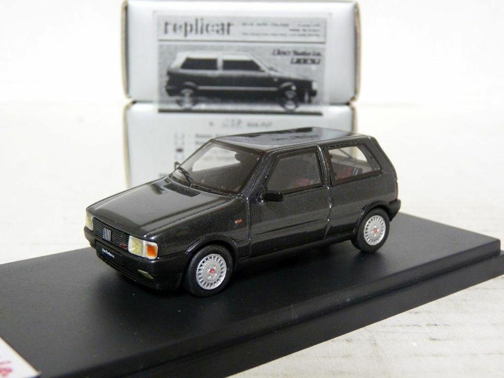 Replicar Racing43 1 43 Fiat Uno Turbo i.e. Handmade Resin Modelll voiture
