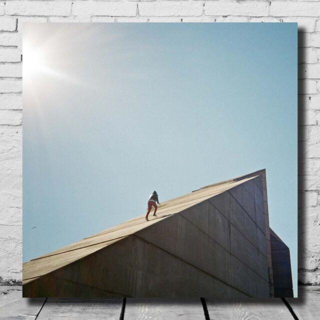 E879 Childish Gambino Because the Internet 2020 Album Fabric Poster 32x32 27x27