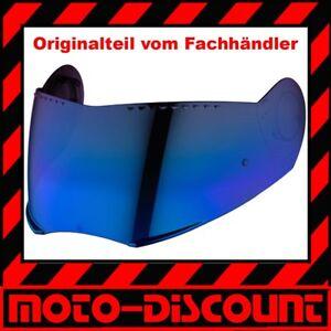 Visier-Schuberth-SV1-fuer-Helm-C3-C3Pro-S2-S2-Sport-fuer-Groesse-60-65-blau-spiegel